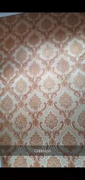 Wallpaper vinyl Timbul