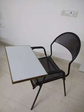 Chairs with study table