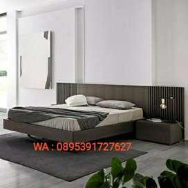 Bed set murah meriah untuk kamar baru anda