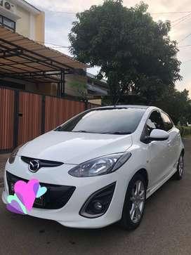 Mazda 2 At Take Over