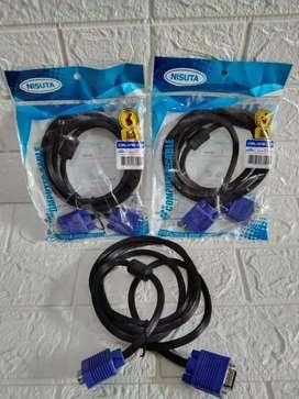 PROMO NI - KABEL HDMI FLAT CARD NISUTA CBL 016 PANJANG 1.5M USB CABLE