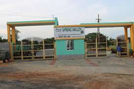 Gated Community DTCP Approved Villa Plots in Affordable Prices (SALE)