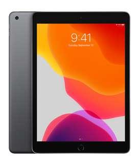 NEW Apple iPad (Wi-Fi, 32GB) - Space Grey + Black brand new