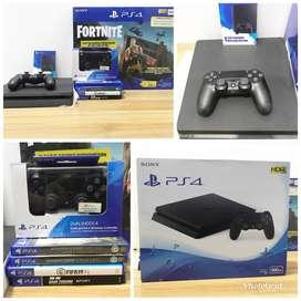 PS4 Slim 2106A Fullset 500gb Masih Garansi