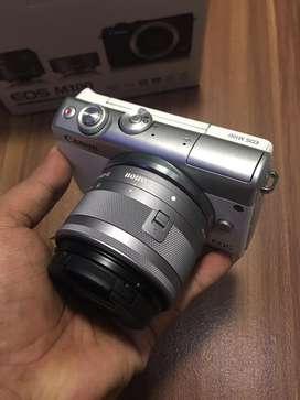 CANON M100 fullset like new
