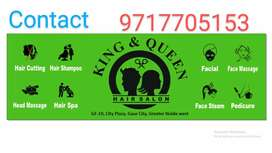 Experienced Hair dresser required for Unisex saloon