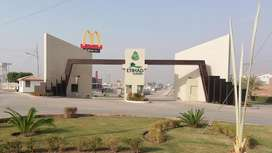 Etihad Garden 5Marla Plot file for urgent sale