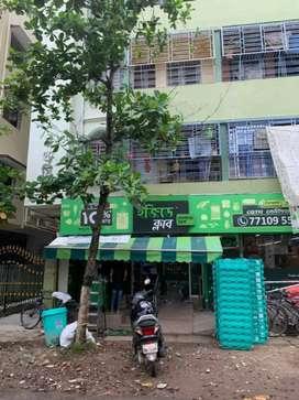 3bhk flat for rent near H.B town sodepur