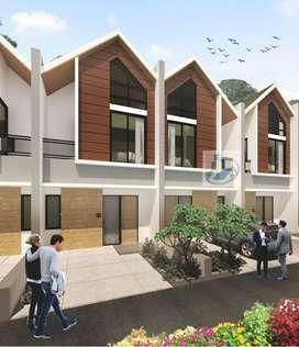 Rumah Baru 2 LT Dalam Cluster Konsep Smarthome di Jatiasih Bekasi