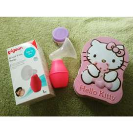 breast pump MANUAL PIGEON