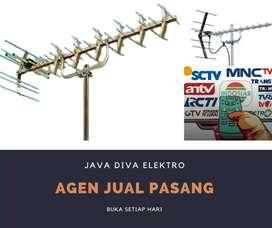 Pusat pemasangan sinyal antena tv lokal ciampea
