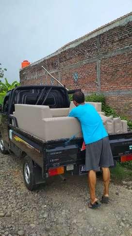 Jasa angkut barang dalam luar kota Sor talok
