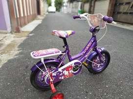 Sepeda Anak Cewe  United Ukuran 12
