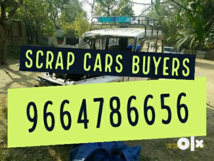 Vs. Old cars we buy rusted damaged abandoned scrap cars we buy