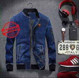 Jaket Jeans Ori