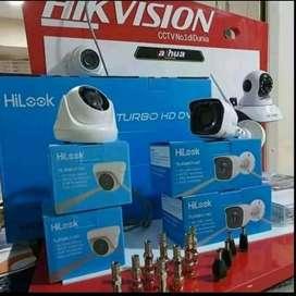 Toko lengkap kamera CCTV gratis pemasangan
