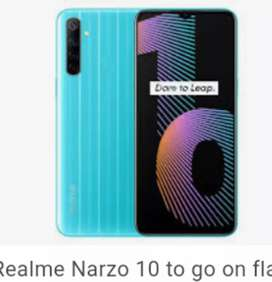 Realme Narzo 10 seel pack