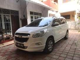 Chevrolet Spin LTZ 2015 Good Condition Low KM Pribadi