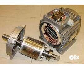 Motor winder