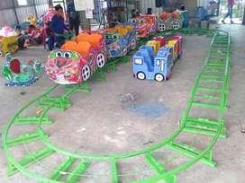 waterboom pancingan mini coaster kereta lantai odong