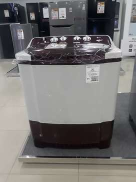 Mesin cuci LG 2 tabung promo bisa kredit