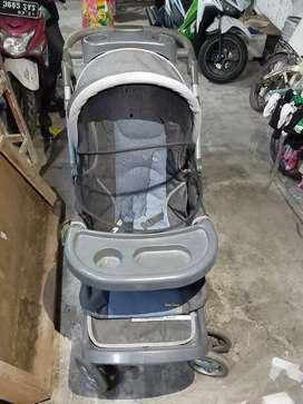 Stroller bayi single