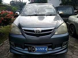 Toyota Avanza 1.3 E AT 2010