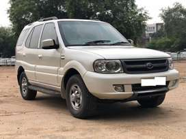 Tata Safari 4x2 EX DICOR BS-IV, 2011, Diesel