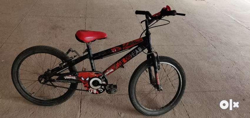 """Spiderman kids 20"""" cycle 0"""
