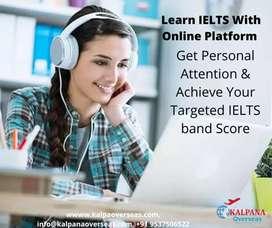 Learn IELTS With Online Platform