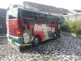 Dijual microbus Mitsubishi 100 ps siap pakai
