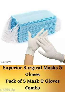 Superior surgical mask
