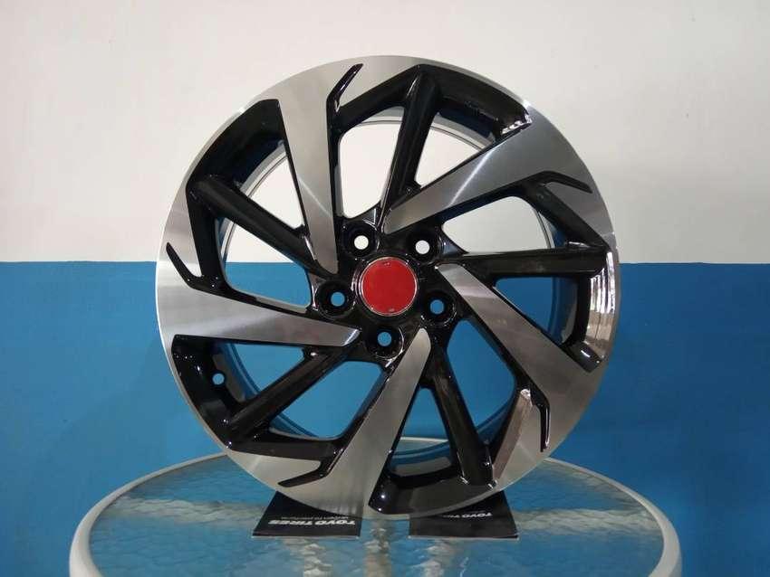Model terios 17x6.5 pcd 114 0