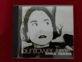 Cd Anna Caram sunflower time