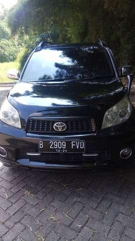 Toyota Rush 2012 1.5 S AT Hitam