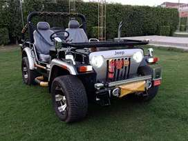 Jeeps Modified in new look