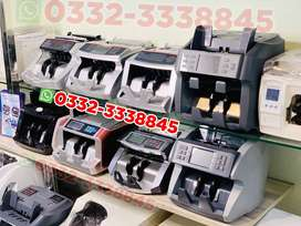 cash currency note counting machine with fake note detection only17500