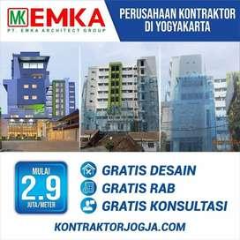 Kontraktor, Jasa Bangunan, Konstruksi, Pemborong, Arsitek