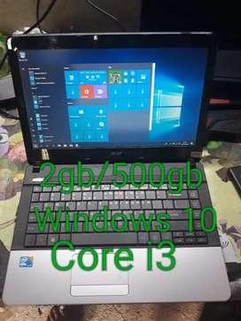 Laptop acer e1-431 core i3
