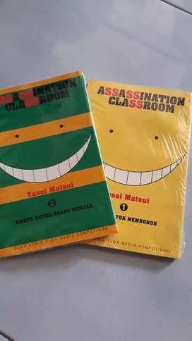 Komik Assassination Classroom (Baru)