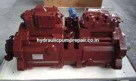 kobelco hydraulic pump