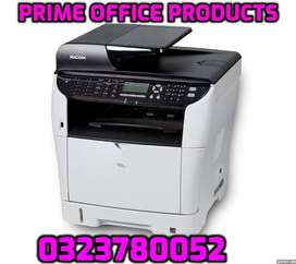 Ricoh sf3510 is the Best Photocopier with Printer and Scanner