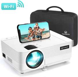 VANKYO Leisure 470 Mini Projector with Synchronize Smart Phone Screen,