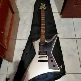 Gitar cort VX-2X Akira takasaki loudness model