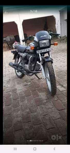 Splendar plus brend new bike 5saal insurance