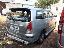 Toyota Innova super conditions ac good condition MRF Tyres all ok