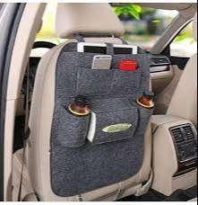 Tas Mobil Multifungsi Belakang Jok Tissue HP Payung - Car Organizer