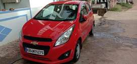 Chevrolet Beat 2016 Diesel Well Maintained, 65000 km driven