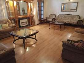 FACING 100 FEET ROAD 22 MARLA BEAUTIFUL HOUSE IS AVAILABLE FOR RENT