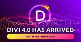 Divi Builder 4 (For Wordpress) Life Time Key